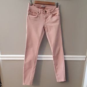 Cabi pink jeans